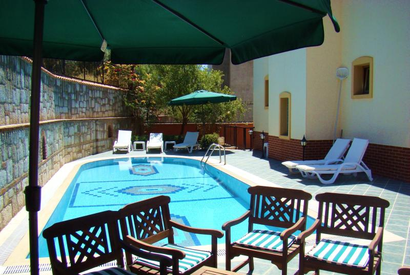 Villa Poseidon : Pool View