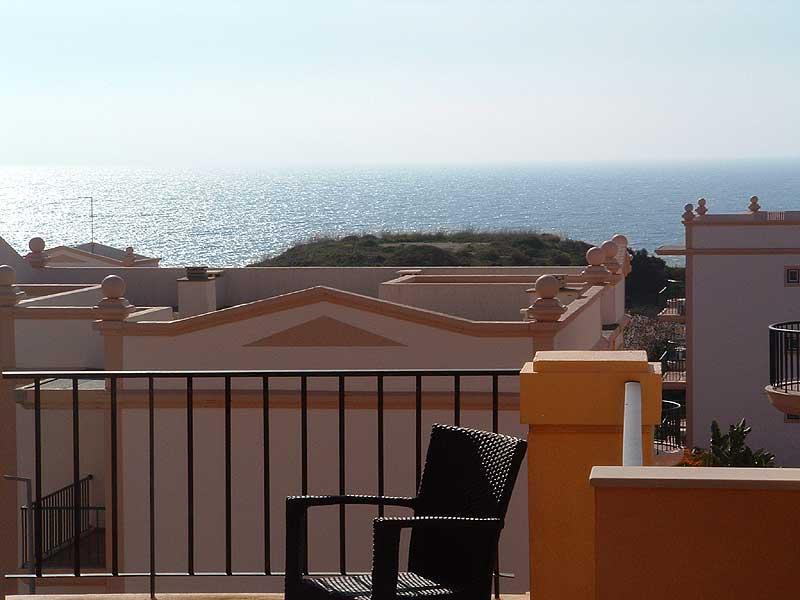 Sea Views from Veranda