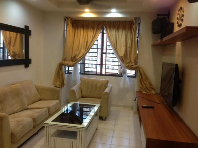 Family Apt near Legoland Msia, holiday rental in Gelang Patah