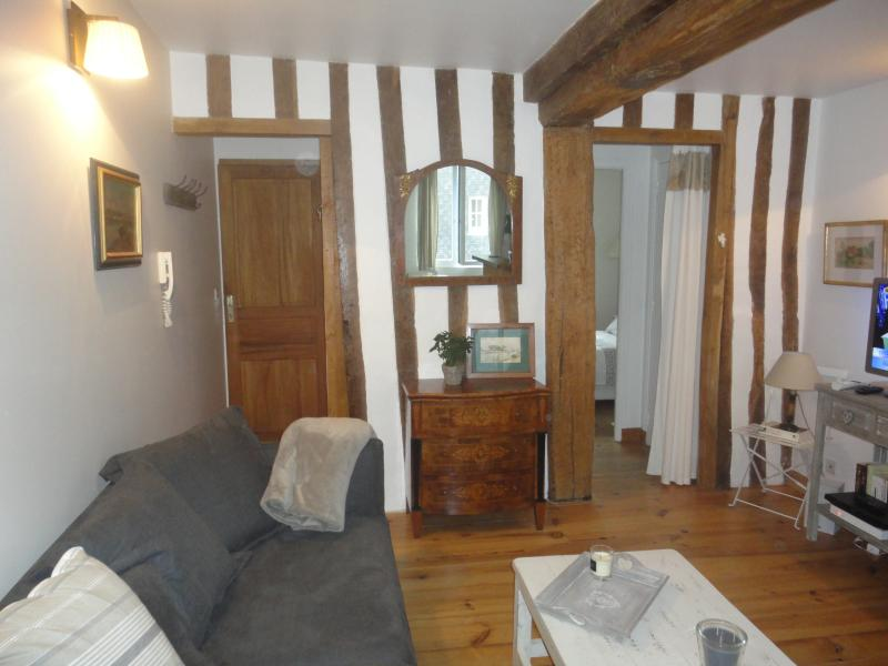 The apartment, holiday rental in Honfleur
