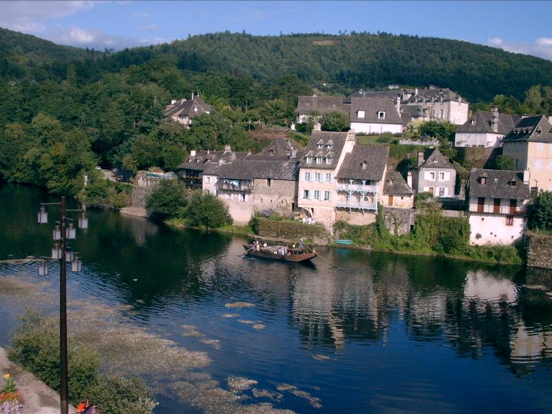 Dordogne River Argentat