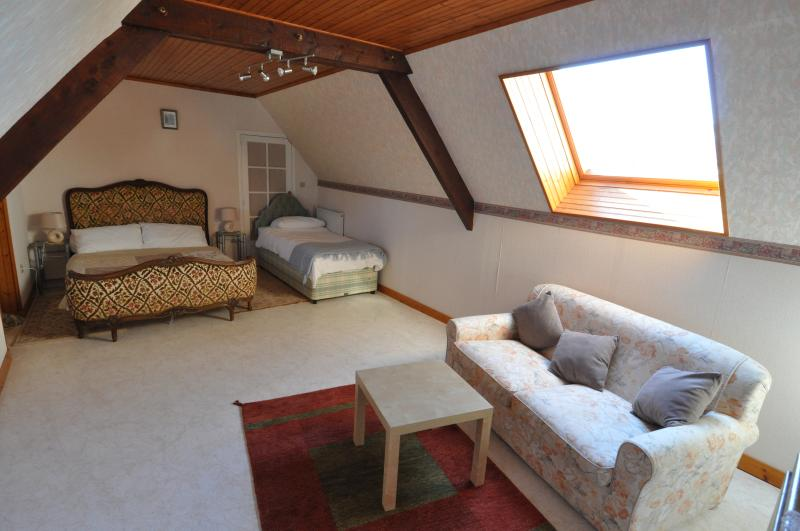 Bedroom 2 french style double bed