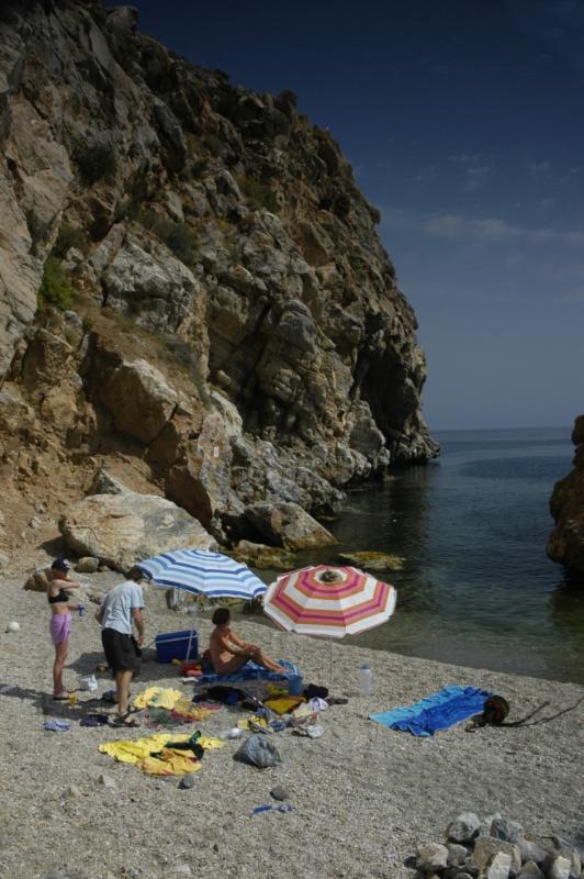 Local Calahonda beach - just 15 mins away