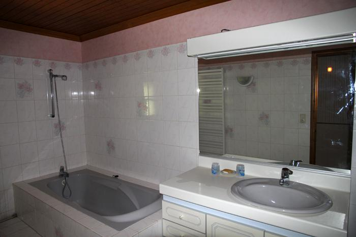 Bath room of the first floor