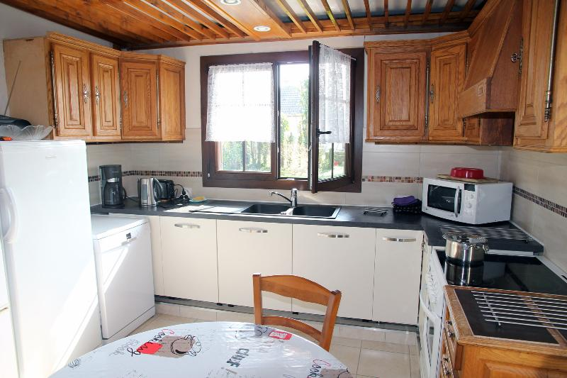 kitchen well equiped renewed in 2014