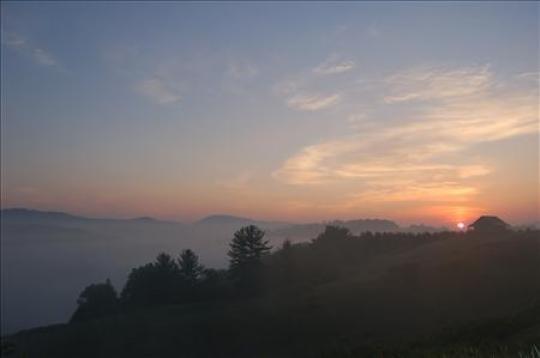 Sunrise at Heaven Bound