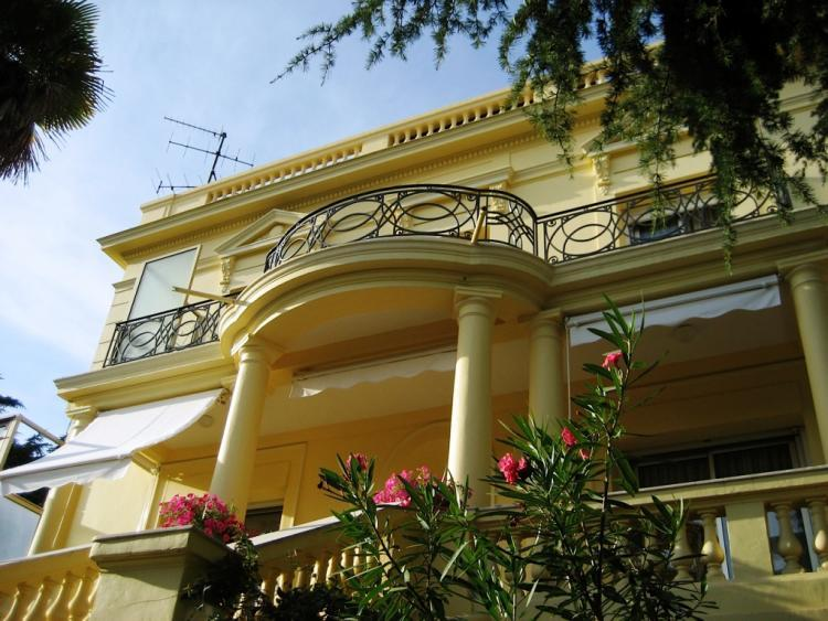 The absolutely stunning Belle Epoque Villa