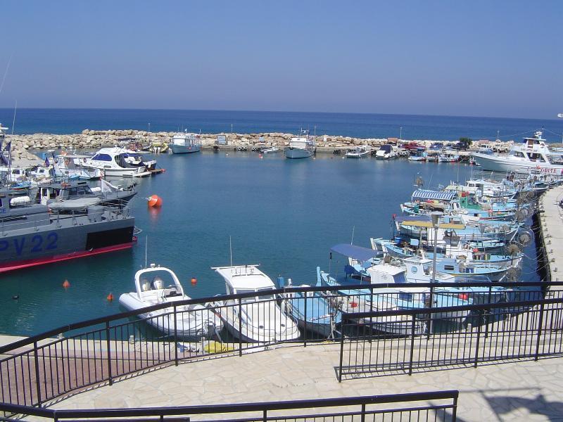 Picturesque Marina