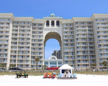 Majestic Sun Luxury Condominiums in Miramar Beach, FL