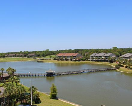 Take in a round of golf next door at Seascape Resort.