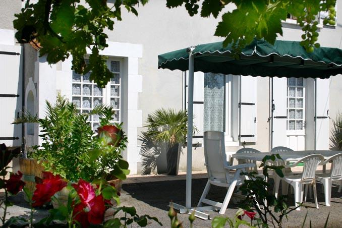 Colombard, holiday rental in Reaux