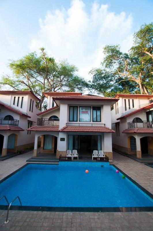 SNS beach holiday villa