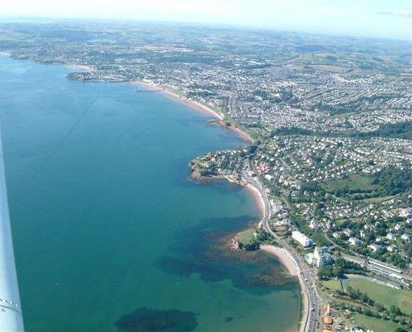 Preston & Paignton by air
