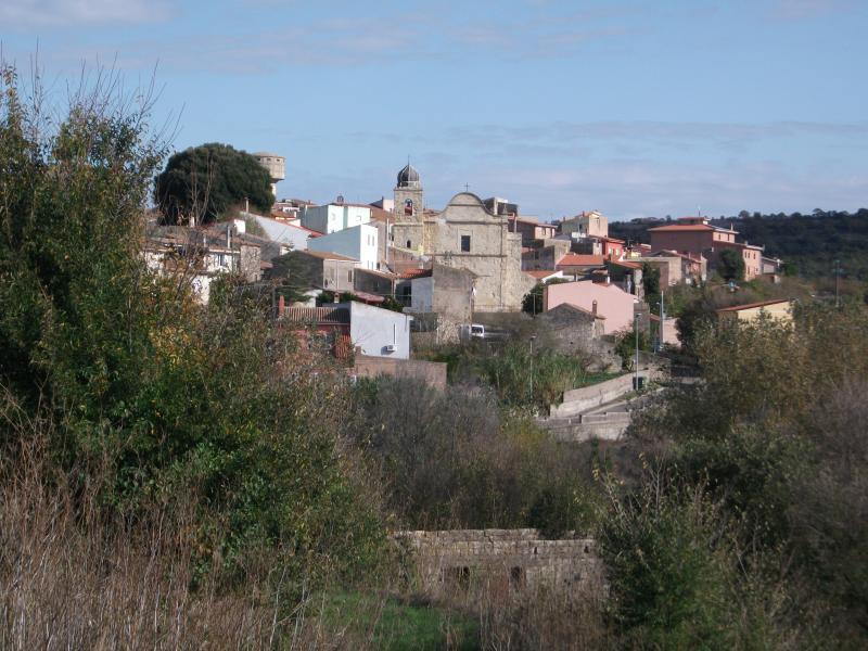 The village of Sagama