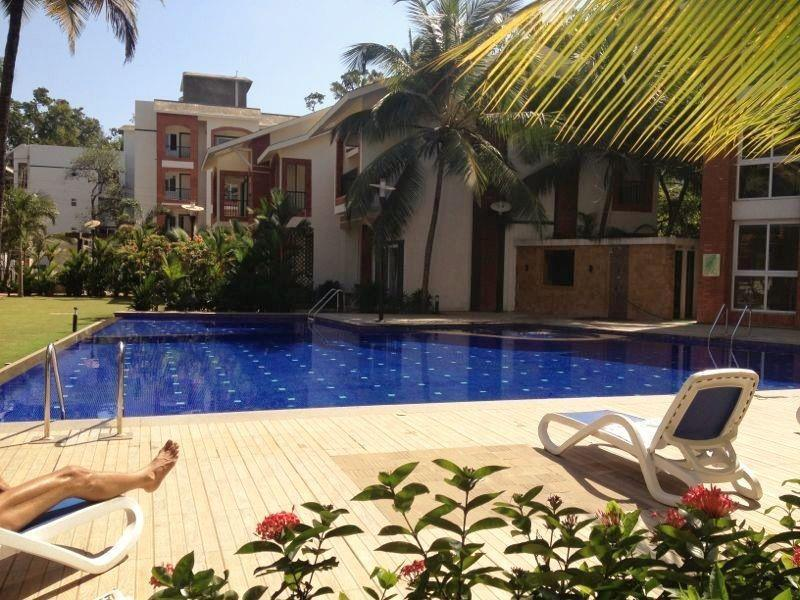 Aavaas - D112, Arpora, Goa, holiday rental in Parra