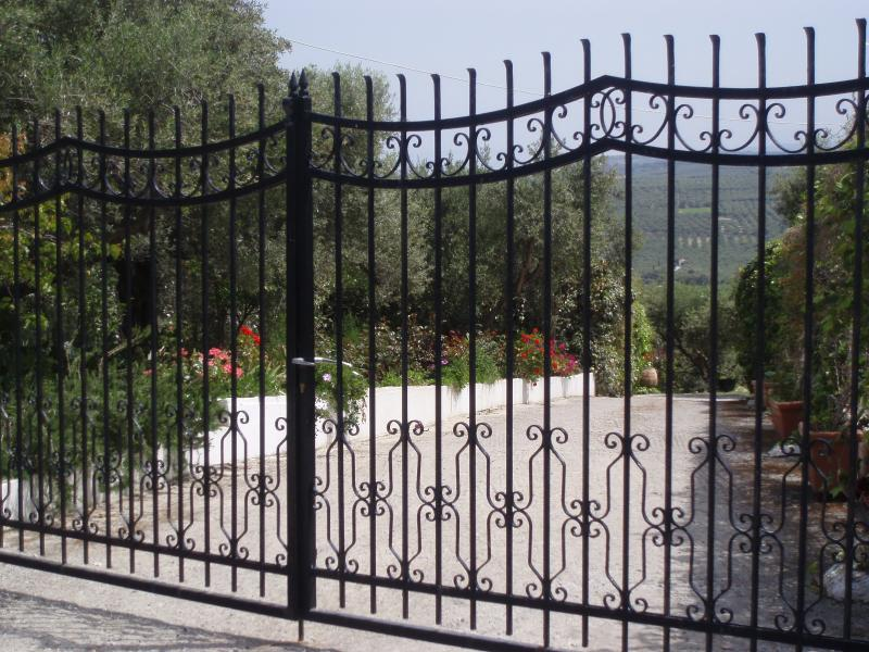 Gate to Property Fully Fenced