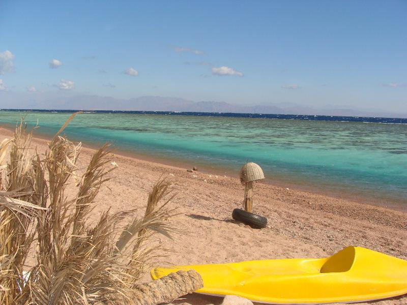 Lagoon reef for snorkeling