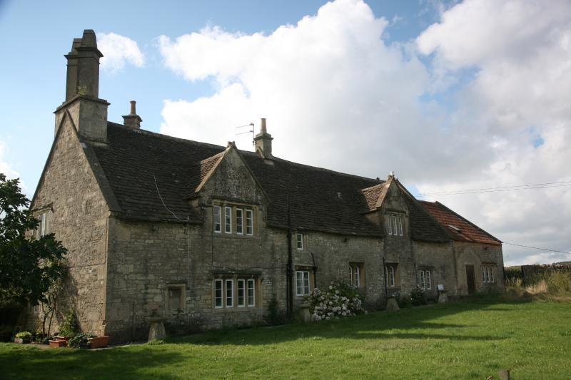 Hill House Farm house