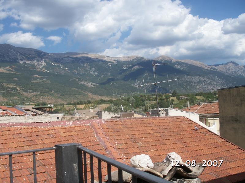 Casa San Rocco, aluguéis de temporada em Gagliano Aterno