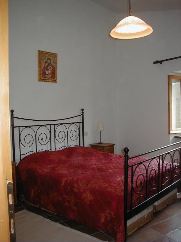 Big spacious bedroom
