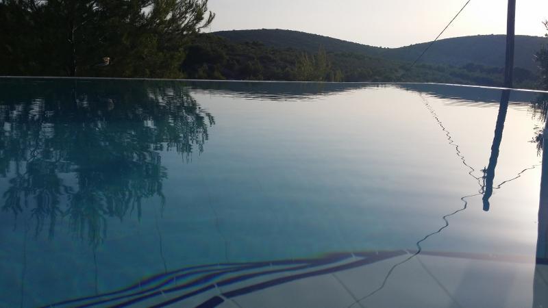 The pool lake