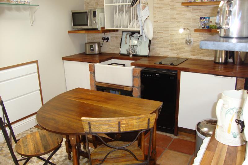 Cozinha totalmente equipada lugares 4