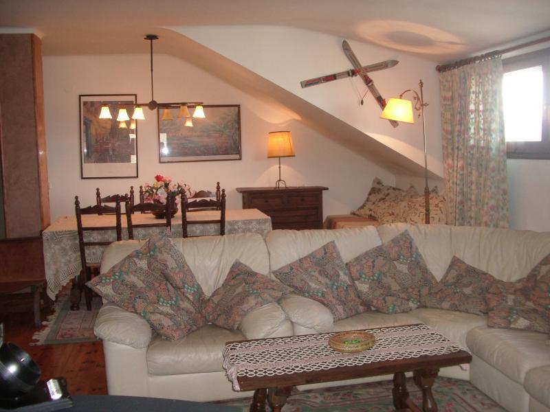 Alp,La Cerdanya apartamento con piscina-HUTG019796, alquiler vacacional en La Molina