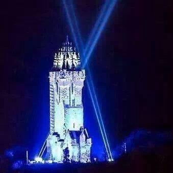 Wallace Monument 2014