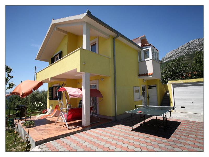 villa smokvica, location de vacances à Kastel Sucurac