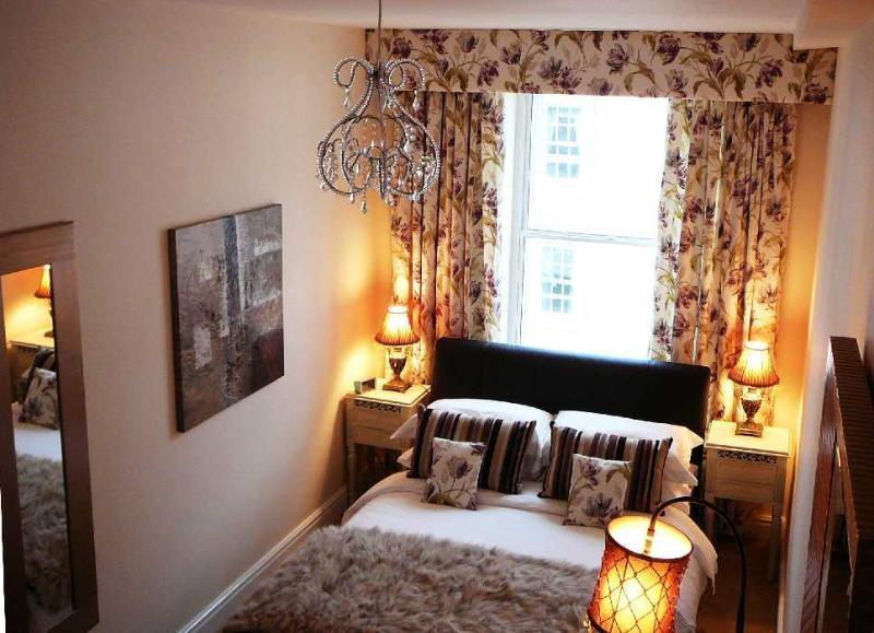 Somptueux lit Double dans l'appartement de clair de lune, Durham