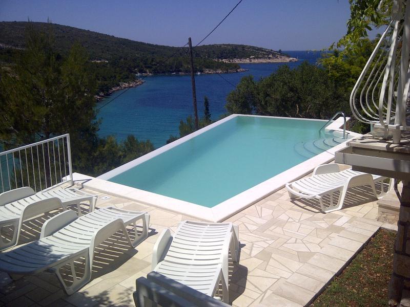 A1 of Villa Sonia & Teo, Hvar, Croatia, alquiler de vacaciones en Hvar