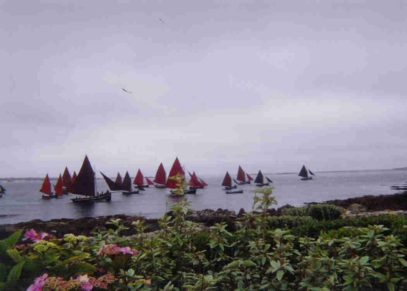 St MacDara's day regatta (16th July)