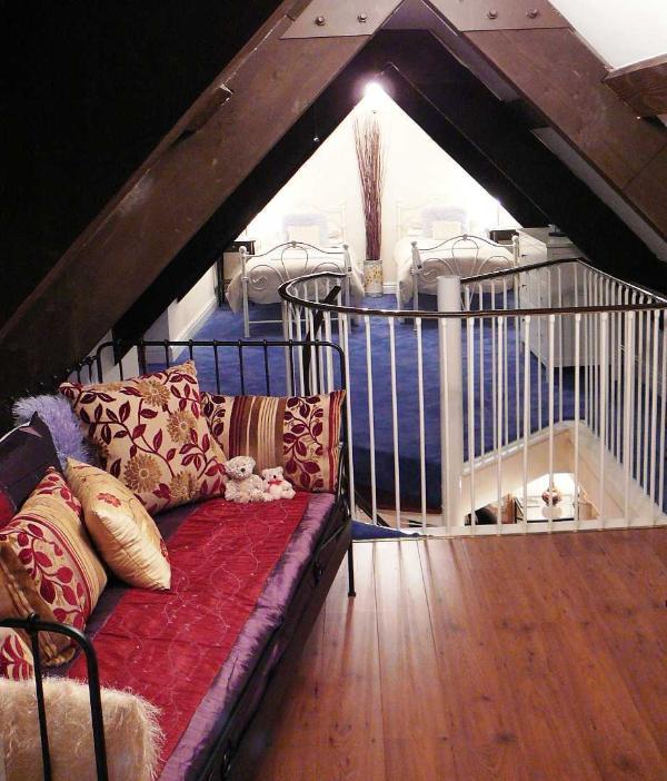 À l'étage superficie se prélasser dans l'appartement de clair de lune, Durham