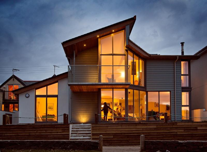 Rockside Annex, casa vacanza a Polzeath