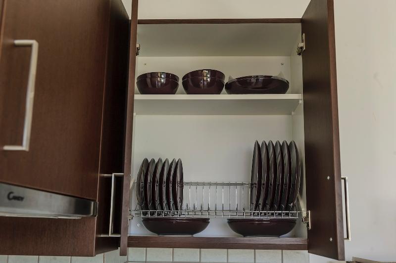 Kitchen Plates Set (6 of Each)