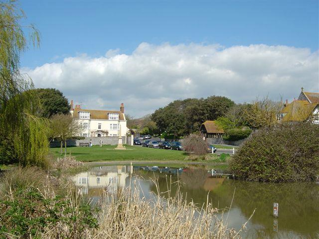 Rottingdean Village, take a walk and stop for lunch.