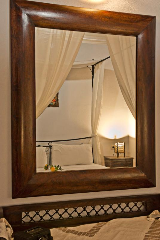 Inside Bedroom Villa Aloni.