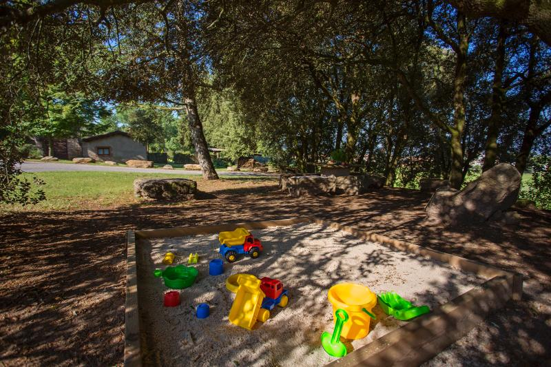 Our play area for children.