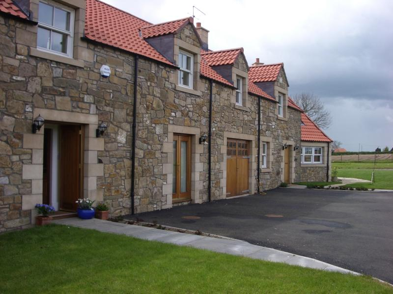 Links Lodge, Ferienwohnung in Anstruther