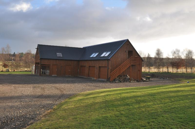 Willowbarn, vakantiewoning in Findhorn