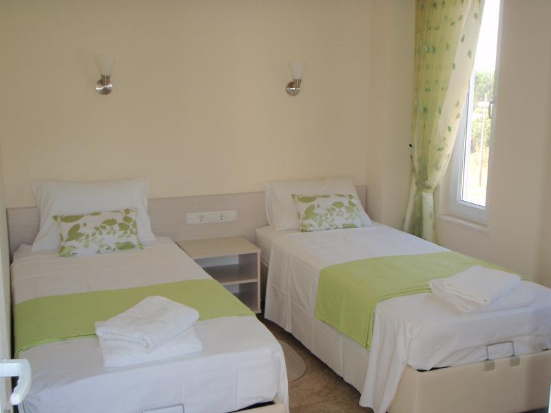 Sencillamente impresionante - habitación con dos camas
