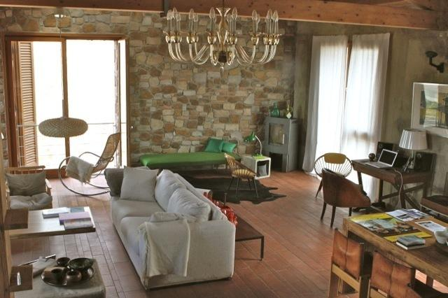 TUSCANY FOREVER APARTMENT GELSOMINO C 198 m2 WITH SWIMMING POOL & TENNIS COURT