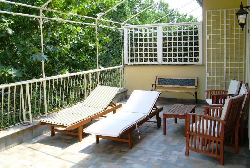 Romantic, vacation rental in Olgiata