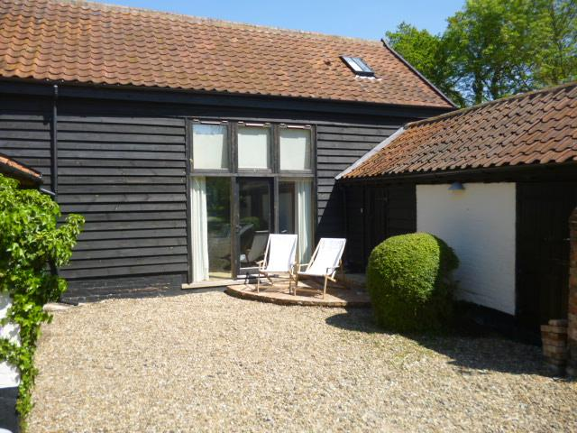 Ducksfoot Barn, holiday rental in Harleston