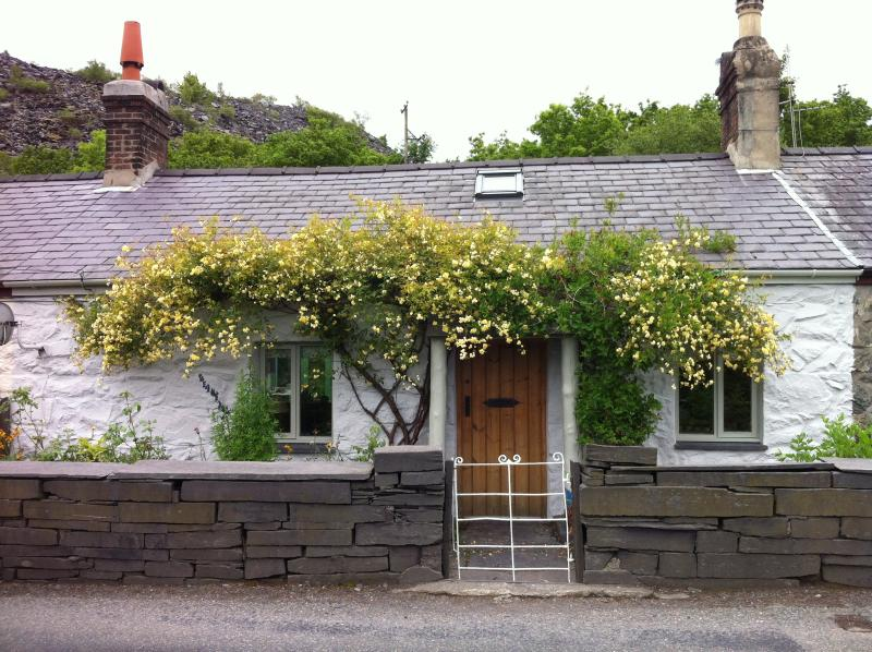 Quarrymans cottage full of charm and character.