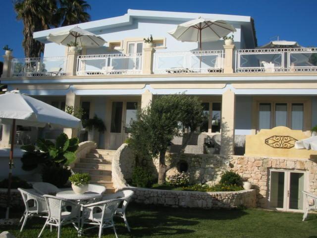 Villa Antares, alquiler de vacaciones en Siracusa