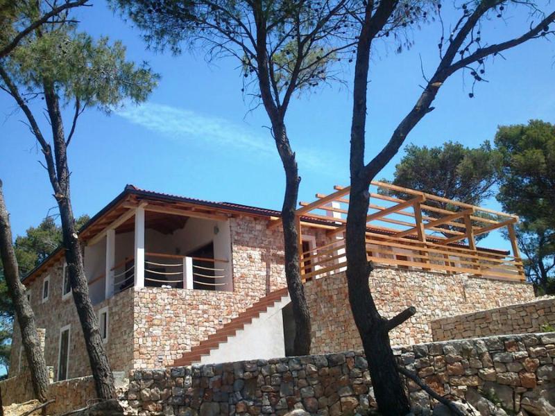 Villa Lagoon – semesterbostad i Veliki Drvenik