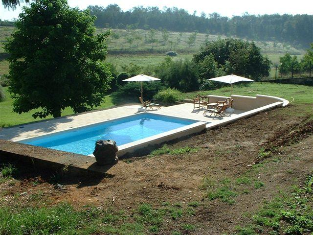 The Pool without the Cover