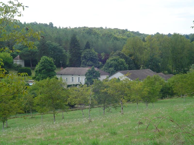 A view of the Estate