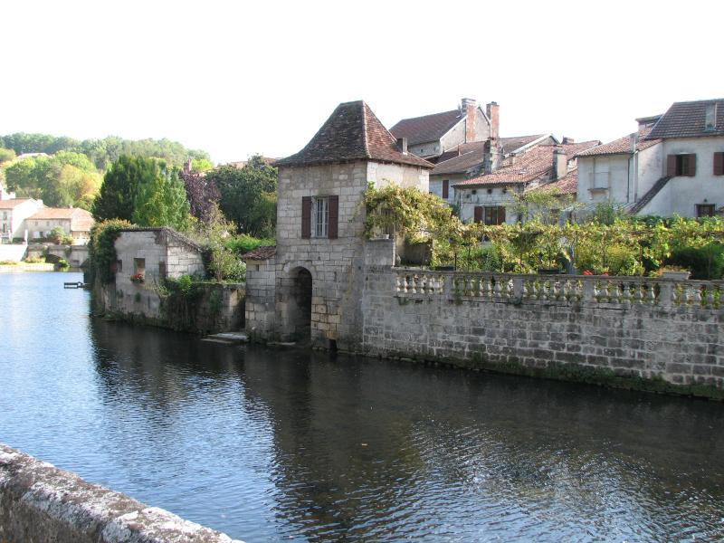 Another view of Brantome